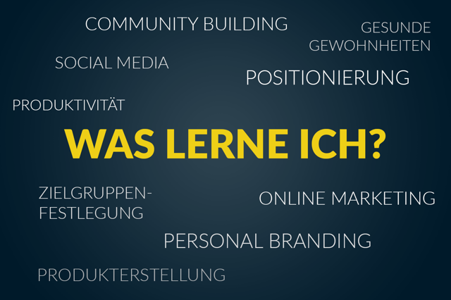 AWESOME PEOPLE Talentschmiede
