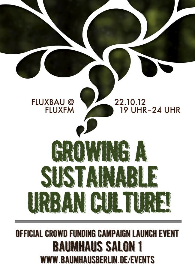 Monday, 22.10. 19 Uhr: Youu0027re Warmly Invited To Our Official Crowd Funding  Launch Event