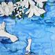 """""""Im Traum"""" Original Entwurfsbild von JeaYunLee"""