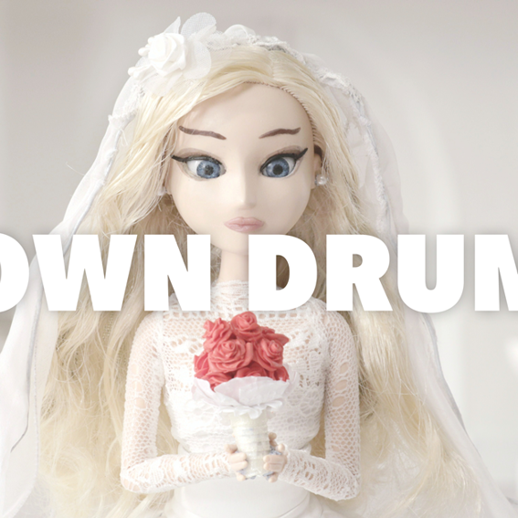 Post it on the Wall Barbie - 1 official OWN DRUM poster