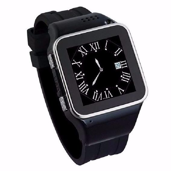 Smartwatch - DateCare - Schwarz - Premium