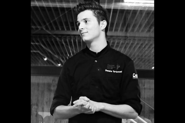 Daniele Tortomasi | Das Kochbuch