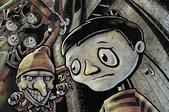 apRon - Der Punch. Eine Geschichte aus Musik und Comic