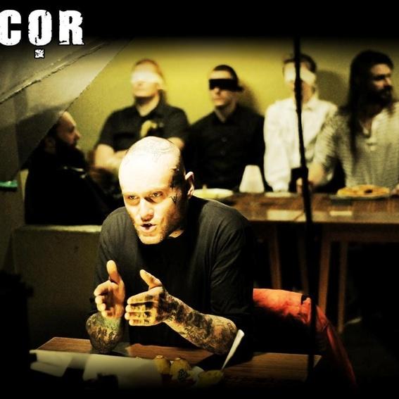"SUPER Gastrolle in einem COR Musikvideo + DVD ""cuba COR libre"""