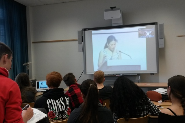 Global Classroom - interkulturelles Schulprojekt