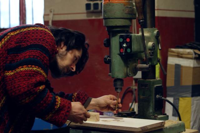 Die mobile Holzwerkstatt
