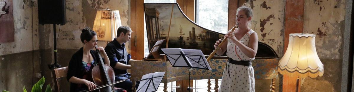 ARIA VARIATA spielt Giovanni Benedetto Platti