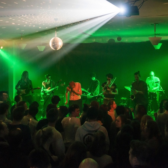 Guestlist Record Release Berlin
