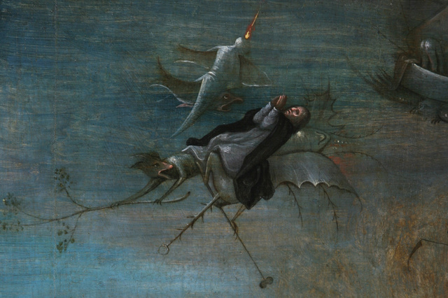 Versuchung des Heiligen Antonius