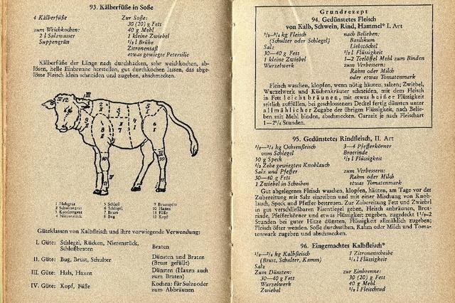 Biografie eines Kochbuchs