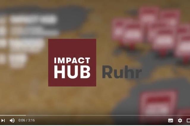 Baue den Impact Hub Ruhr mit uns