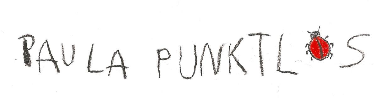 Paula Punktlos - Hörspiel mit Musik