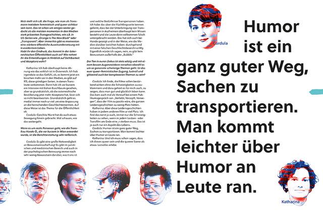 Spitz - Magazin über queeres Wien