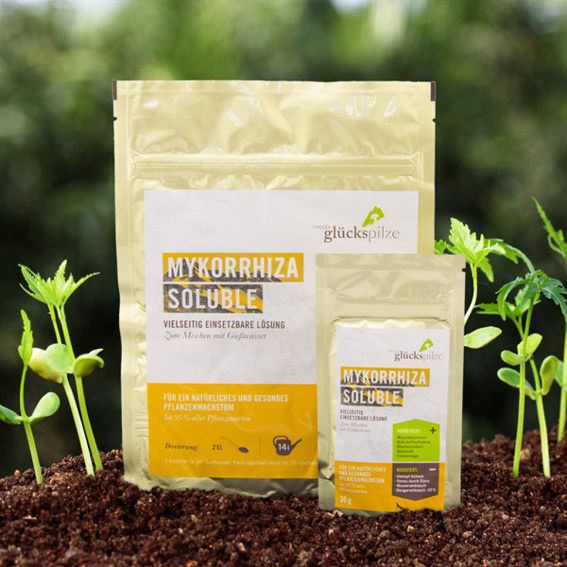 Mykorrhiza Soluble, 90 g Packung