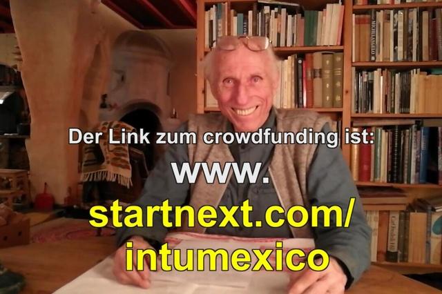 Reisegeld für Intuitive Pädagogik in Mexico