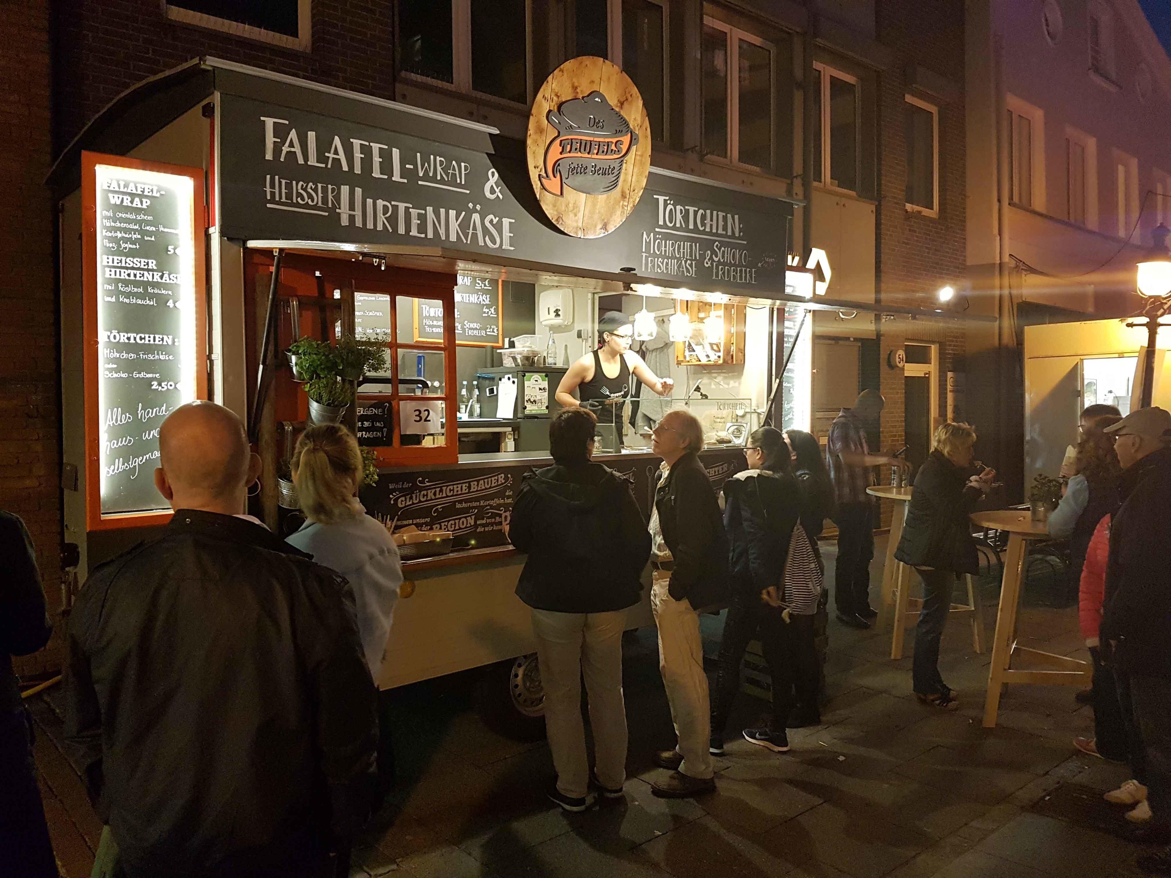 Szene Lokal Teufels Küche Feiert Wiedereröffnung | Neuigkeiten Zu Crowfdunding Projekten Auf Startnext