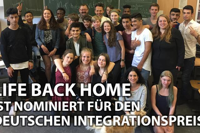 Life back Home - Schulvorträge von Geflüchteten