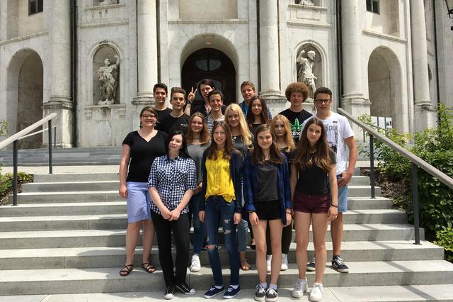 Zweisprachiger Low-Budget Reiseführer Wien