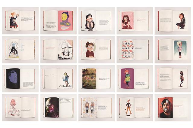 Illustrationsbuch: Stilgefühl