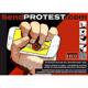 "Kunstdruck Plakat ""SendProtest"""