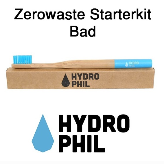Zero Waste Bad - Starterkit