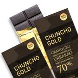 """75-er Pack Chuncho Gold + Zertifikat """"Held des Kakaos"""""""