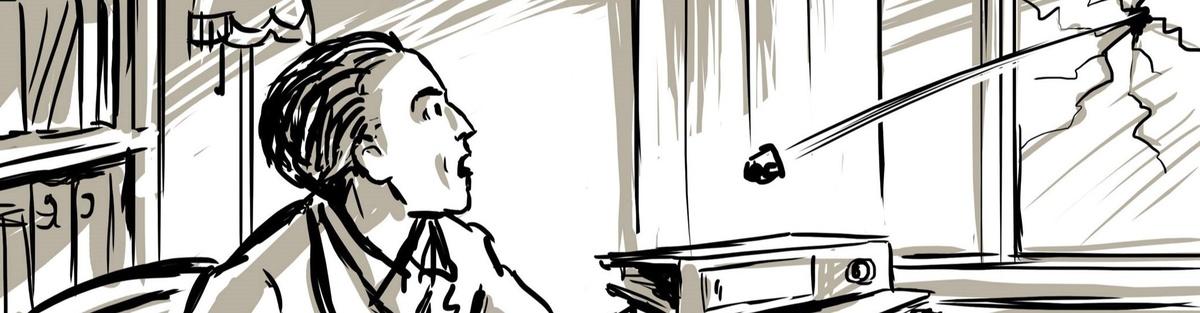 Motion Comic über frühen Nazi-Gegner Emil Gumbel