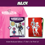 Major – Deluxe Edition + Shirt + Print-Set