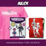 Major – Deluxe Edition + Shirt + Print-Set
