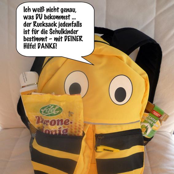 1 Honig-Überraschungspaket (für Risikofreudige)