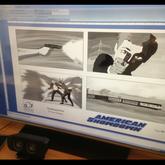 Original Showdown 8 Storyboard-Page