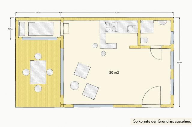 Das Nest - Selbstbausatz für ein Tiny House