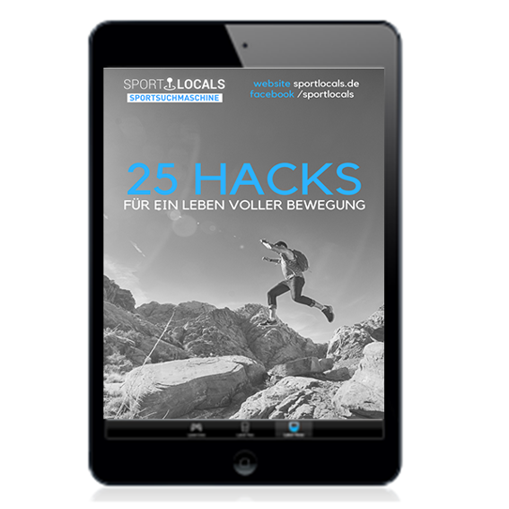 E-Book 25 Sporthacks