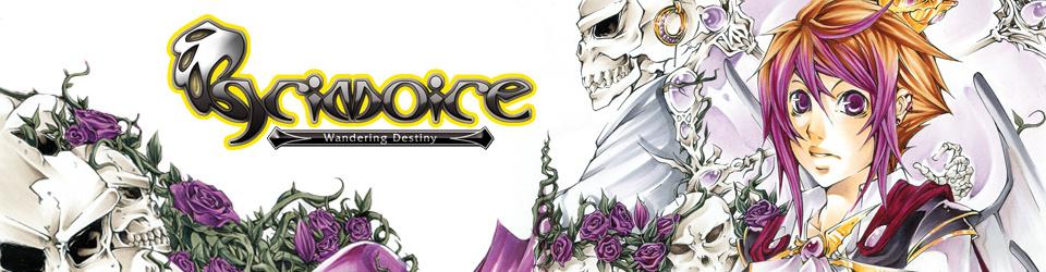Grimoire Vol.: 1 Wandering Destiny