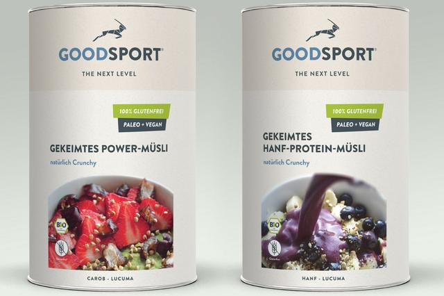 GOODSPORT – für mehr natürliche Energie