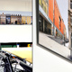 Any streetline panorama as an acrylic gallery print | Motif au choix imprimé sur gallery print