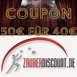 Zauberdiscount.de Coupon