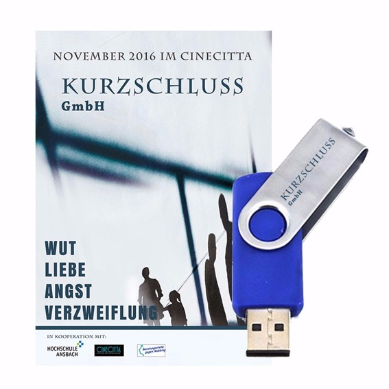 Der Film - auf USB-Stick