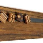 Anziehungskraft aus Holz