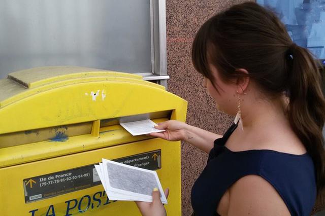 Post aus Wien - Kunst im Briefkasten