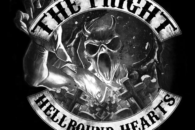 The Fright - Rising Beyond - Das 4. Album !