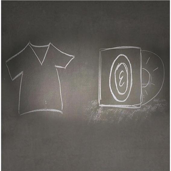 Deine EP  + T-Shirt