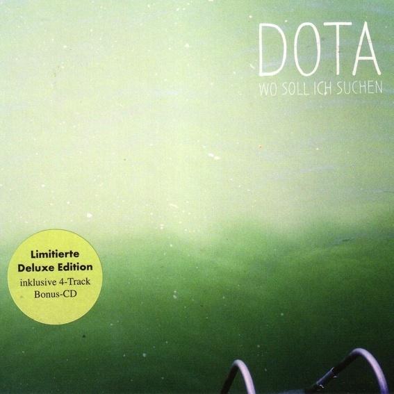 Dota - Wo soll ich suchen - Limited Edition (handsigniert)