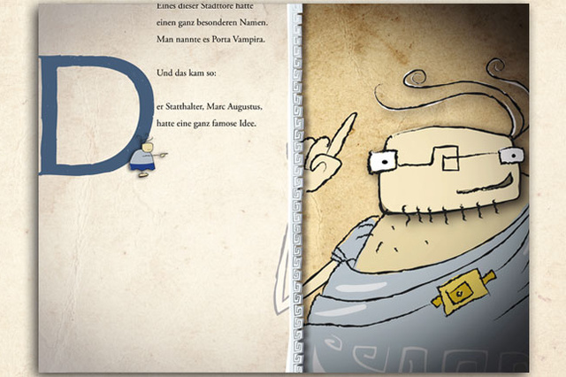 `VAMPI:Die kleine Vampirfledermaus´ - Ein besonderes Kinderbuch