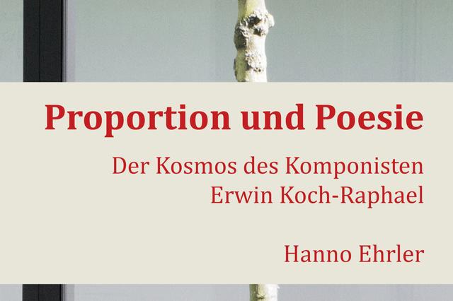 Proportion und Poesie