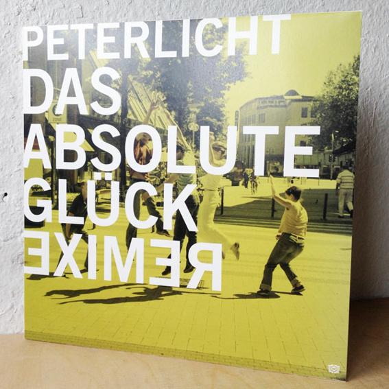 Rares Vinyl: »Das absolute Glück«