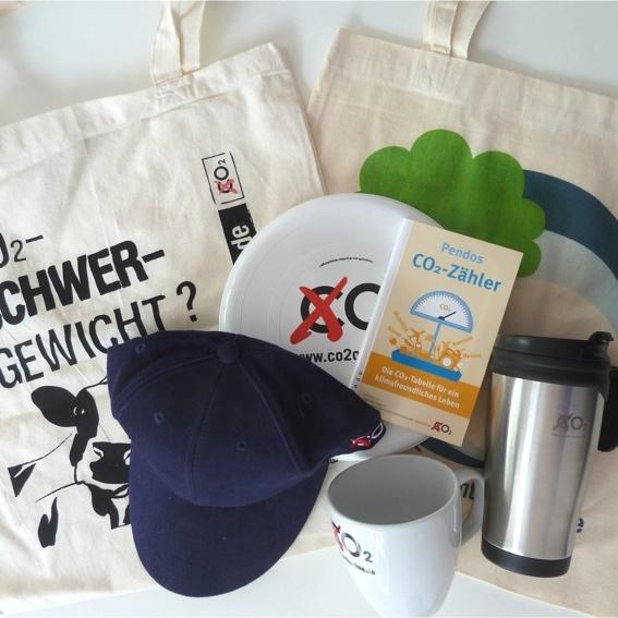 """""""Kein CO2""""-Klimaschutz-Paket DELUXE"""