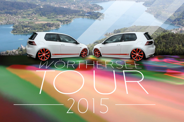Wörthersee Tour 2017