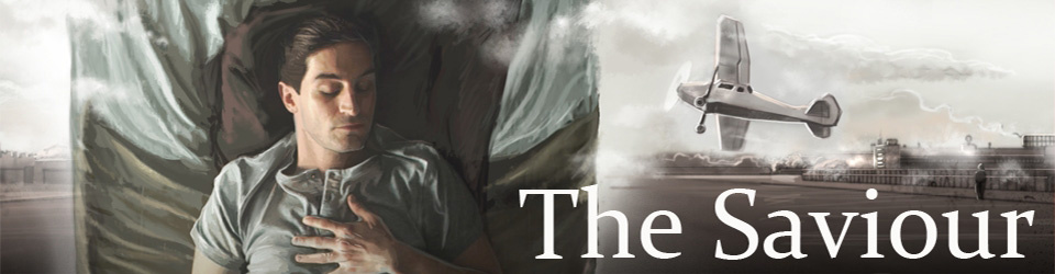 Der Erlöser von Tempelhof / The Saviour (Kurzfilm, 30 Min.)
