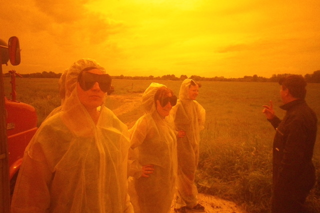 Blue Balloon - die terrestrische Tournee orbitaler Musik